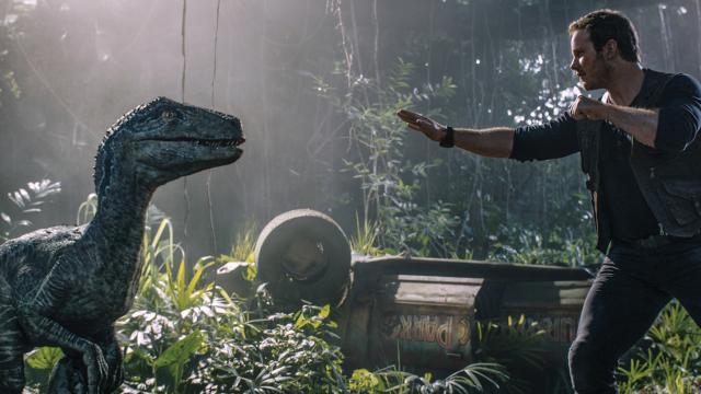 侏羅紀世界:殞落國度 數位珍藏版侏羅紀世界:殞落國度(HD) 線上看