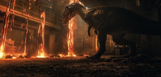 侏羅紀世界:殞落國度(HD)劇照 5