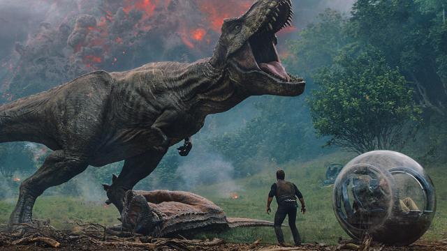 侏羅紀世界:殞落國度(HD)劇照 2