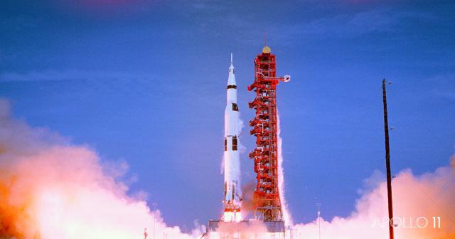 阿波羅11號劇照 2