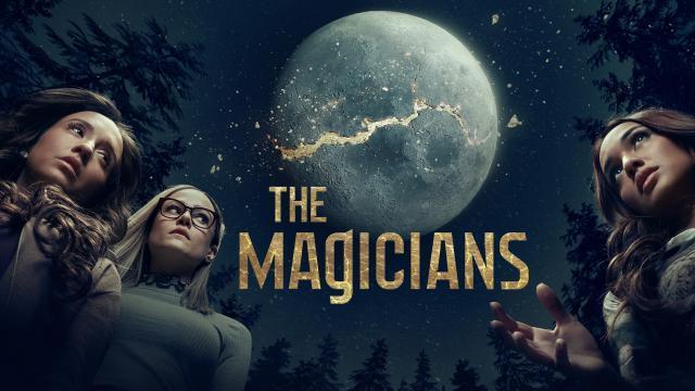 魔法師 第五季劇照 1