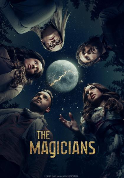 魔法師 第五季線上看