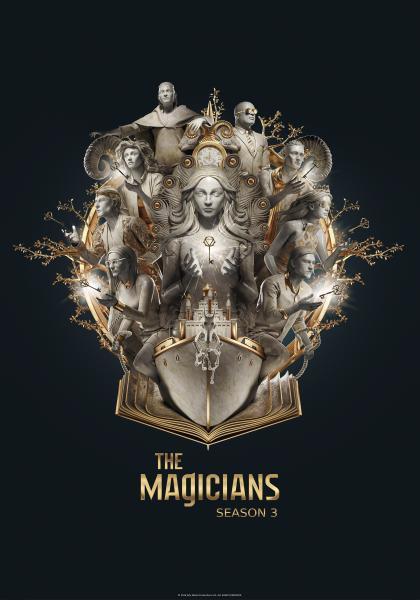 魔法師 第三季線上看