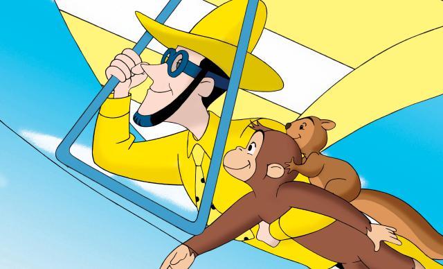 好奇猴喬治 第一季劇照 8