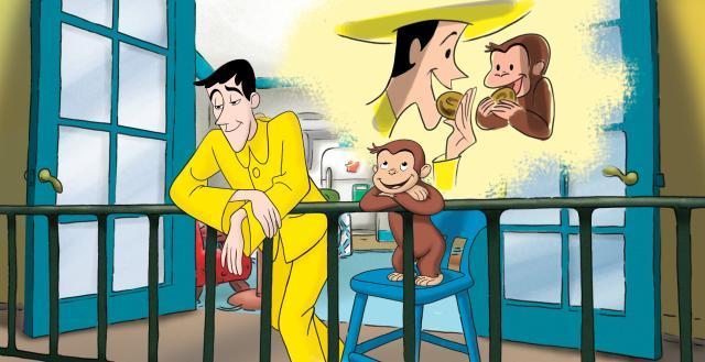 好奇猴喬治 第一季劇照 6