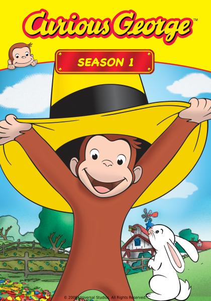 好奇猴喬治 第一季 第13集線上看