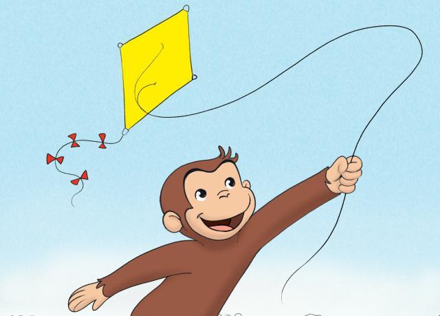 好奇猴喬治 第一季劇照 9
