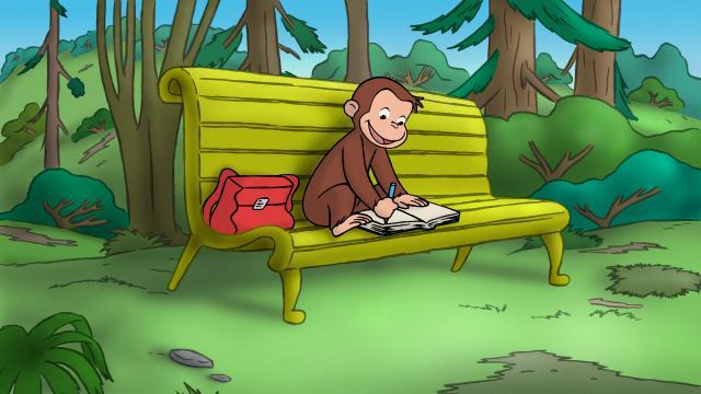 好奇猴喬治 第一季劇照 11