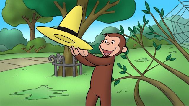 好奇猴喬治 第一季劇照 12