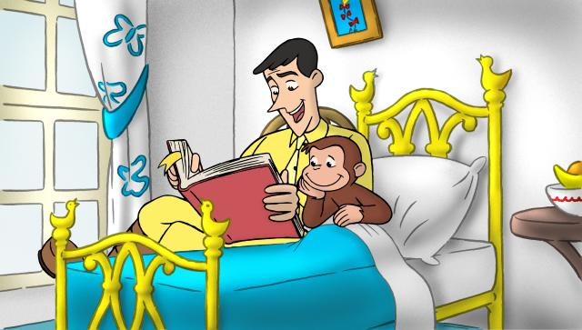 好奇猴喬治 第一季劇照 14