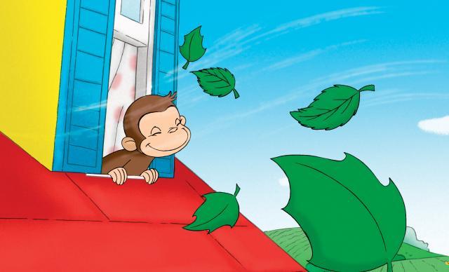 好奇猴喬治 第一季劇照 2