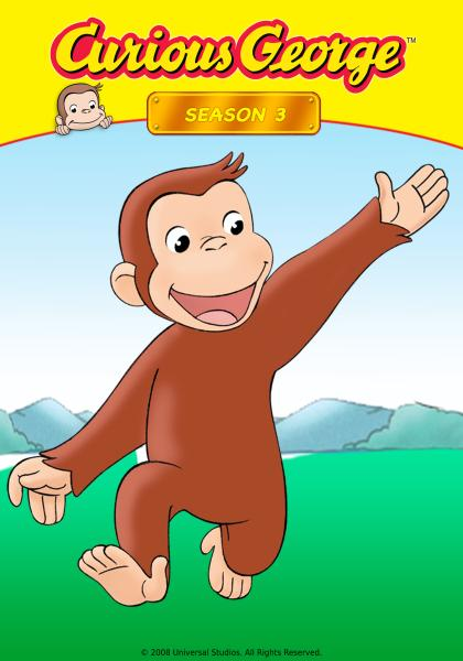 好奇猴喬治 第三季線上看