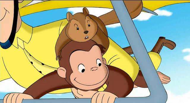 好奇猴喬治 第一季1 線上看