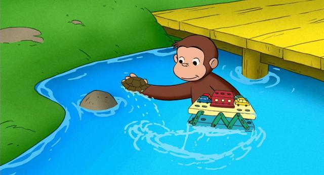 好奇猴喬治 第一季4 線上看