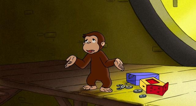 好奇猴喬治 第一季5 線上看
