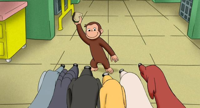 好奇猴喬治 第一季9 線上看