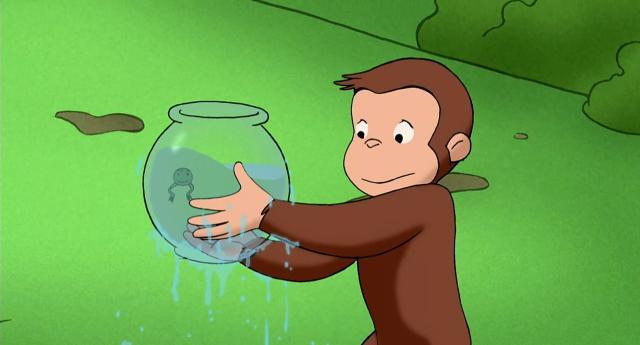 好奇猴喬治 第一季10 線上看