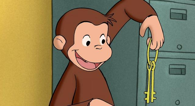 好奇猴喬治 第一季 第13集劇照 1