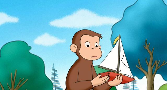 好奇猴喬治 第一季15 線上看