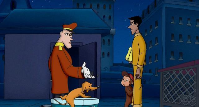 好奇猴喬治 第一季16 線上看