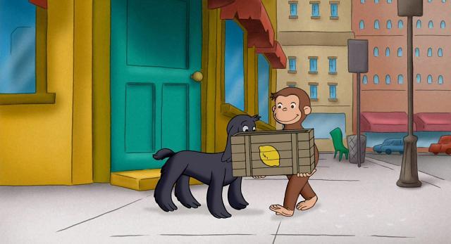 好奇猴喬治 第一季17 線上看