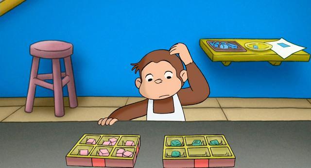 好奇猴喬治 第一季18 線上看