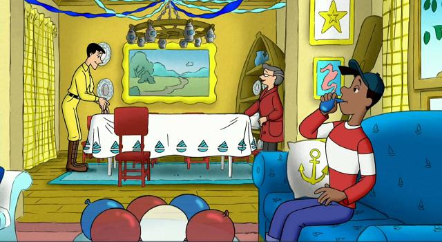 好奇猴喬治 第一季21 線上看