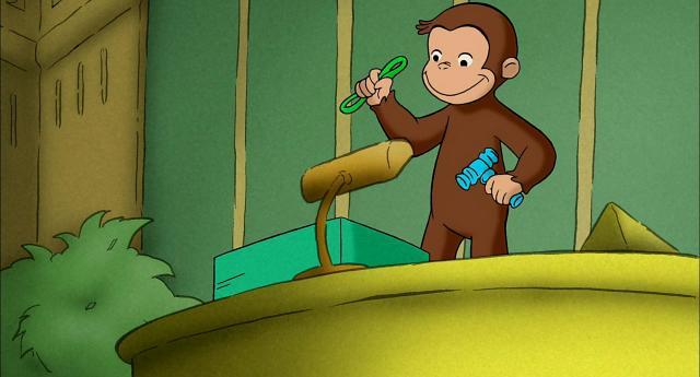 好奇猴喬治 第一季27 線上看
