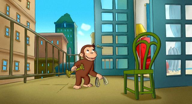 好奇猴喬治 第一季28 線上看