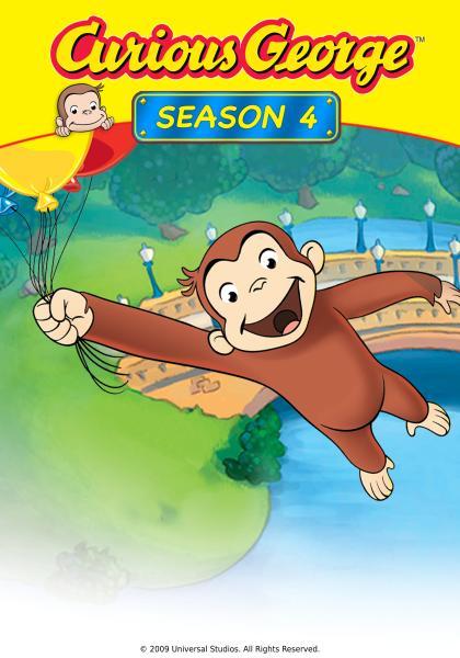 好奇猴喬治 第四季 第7集線上看