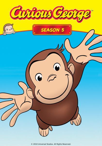 好奇猴喬治 第五季線上看