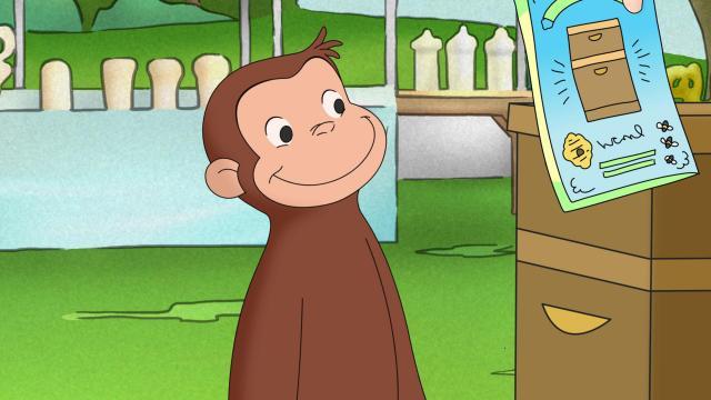 好奇猴喬治 第七季劇照 3