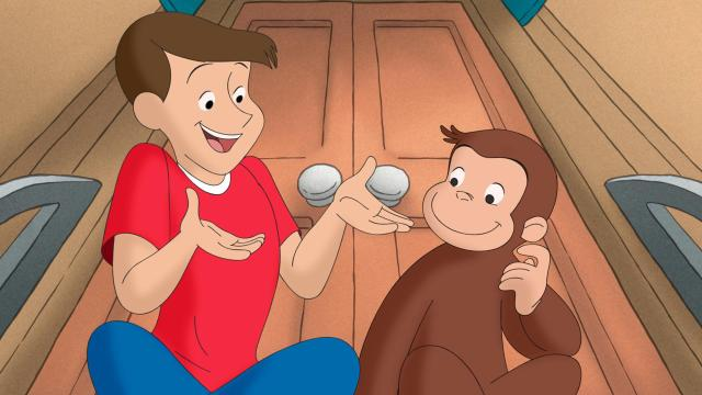 好奇猴喬治 第七季劇照 12