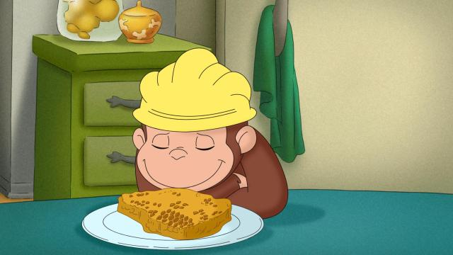 好奇猴喬治 第七季劇照 6