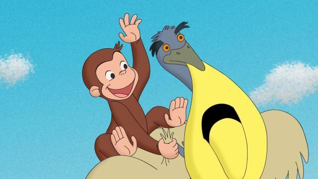 好奇猴喬治 第七季劇照 8