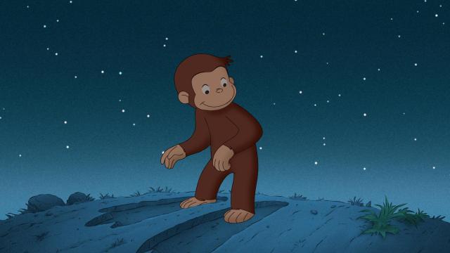 好奇猴喬治 第七季劇照 9