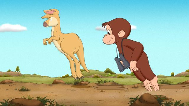 好奇猴喬治 第七季劇照 10