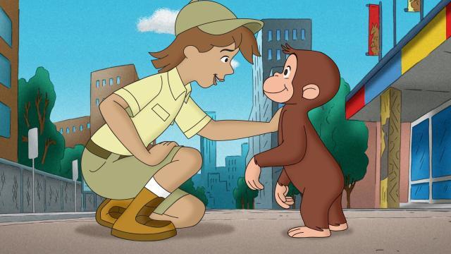 好奇猴喬治 第七季劇照 5