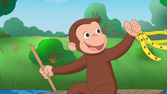 好奇猴喬治 第八季劇照 17