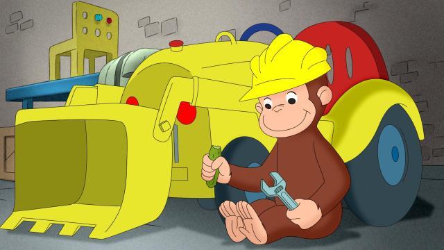 好奇猴喬治 第八季劇照 3