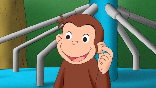 好奇猴喬治 第八季劇照 4
