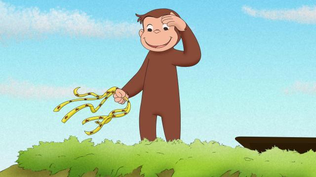 好奇猴喬治 第八季劇照 6