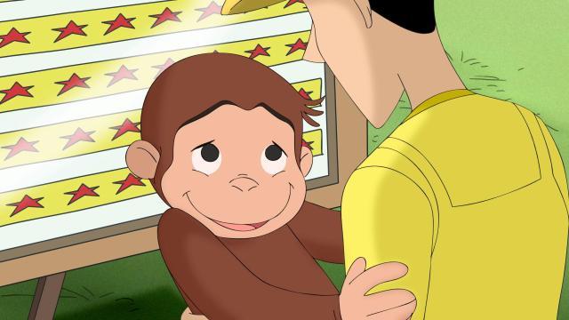 好奇猴喬治 第八季劇照 7