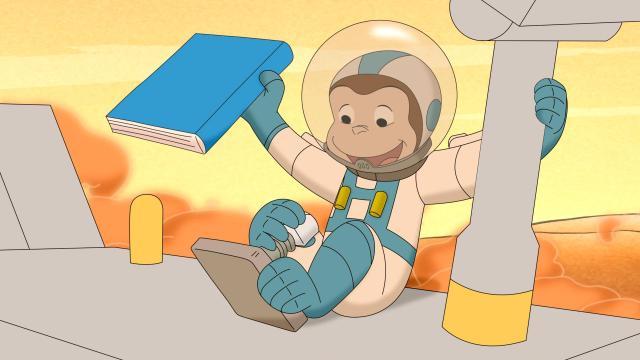 好奇猴喬治 第八季劇照 10