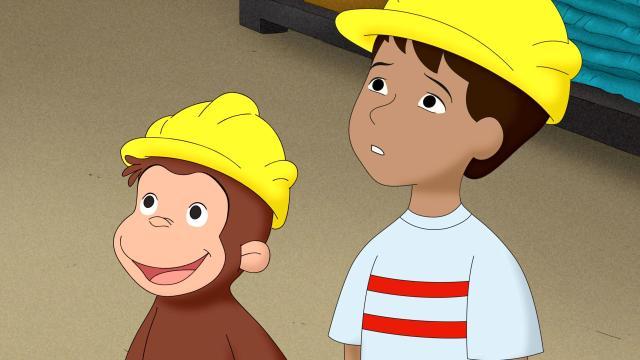 好奇猴喬治 第八季劇照 12