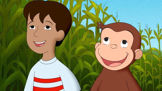 好奇猴喬治 第八季劇照 14