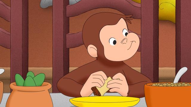 好奇猴喬治 第八季劇照 16