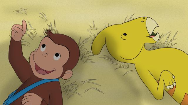 好奇猴喬治 第十二季劇照 8
