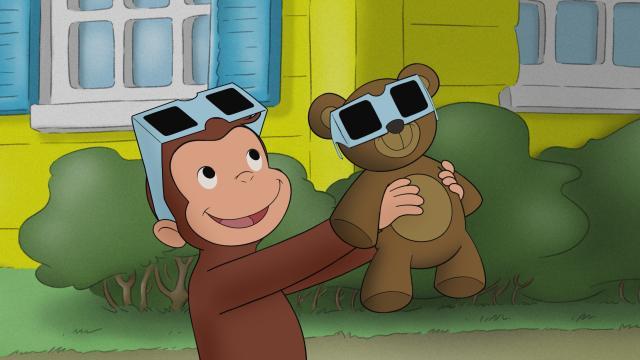 好奇猴喬治 第十二季劇照 2