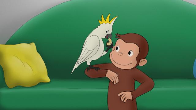好奇猴喬治 第十二季劇照 3